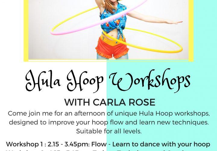 Carla Rose Workshop 2018