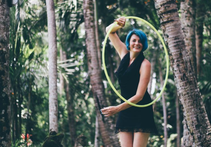 Emma Kenna – Hooping Mad – Guest workshop
