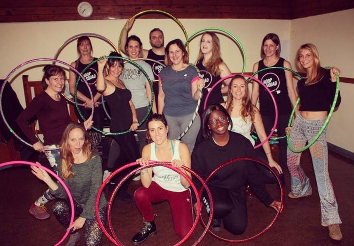 Project Hoops feature for Sports week on Notts TV – find out about hooping and what it can do for you