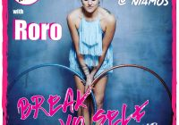 Break Yo'Self Manchester workshop date with the Hooping Harlots